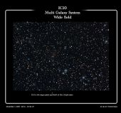 IC10 - Multi Galaxy System